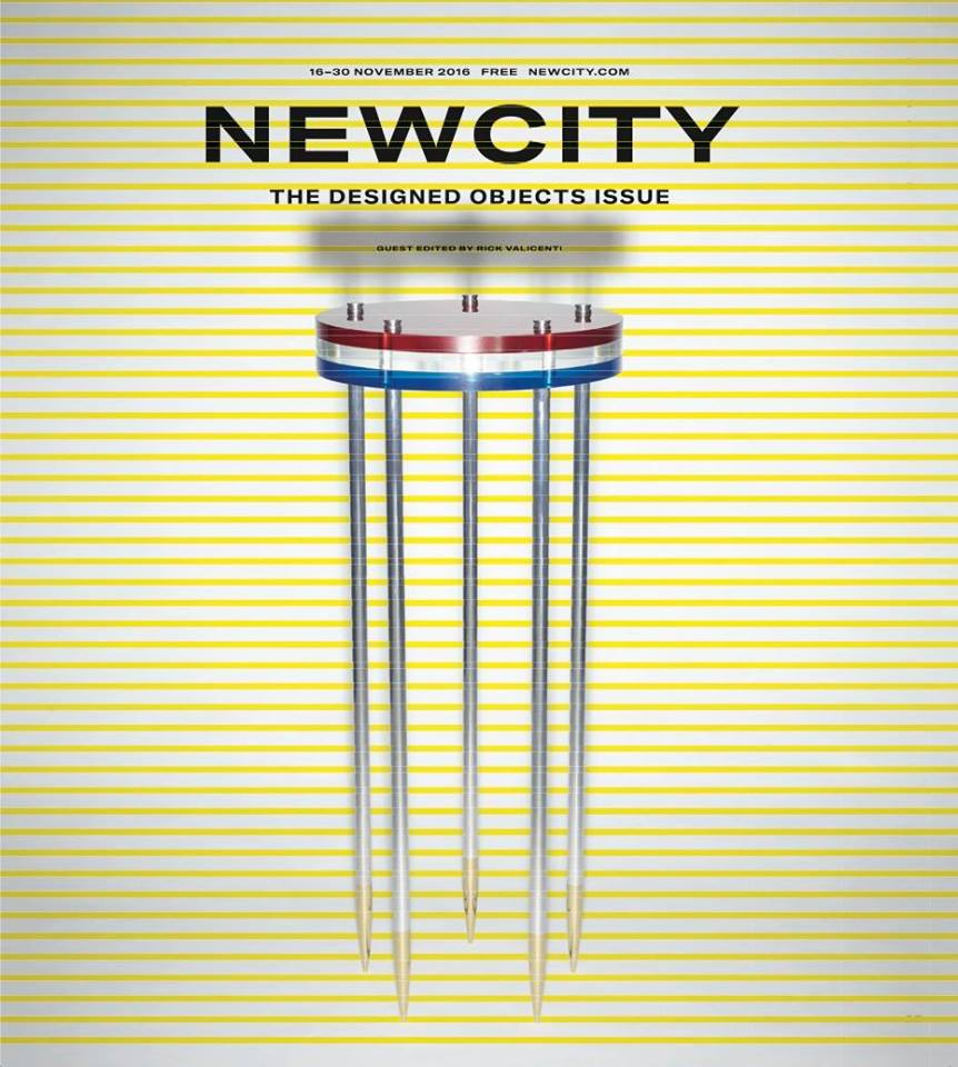 Newcity - Chicago's Designed Objects