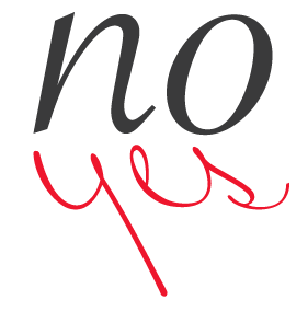 Inside every NO is a YES