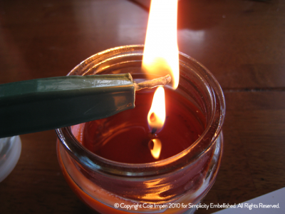 Lighting Sealing Wax