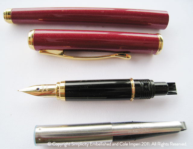 Cavalier Fountain Pen