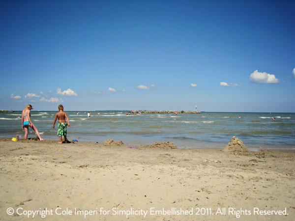 Port Clinton Ohio Beach