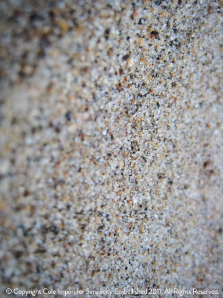 Lake Erie Sand