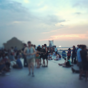 Brooklyn Rooftop Party