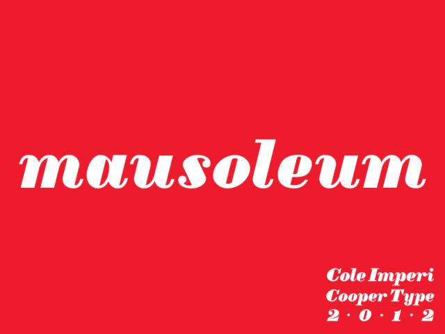 Cole Imperi Presentation Page 1