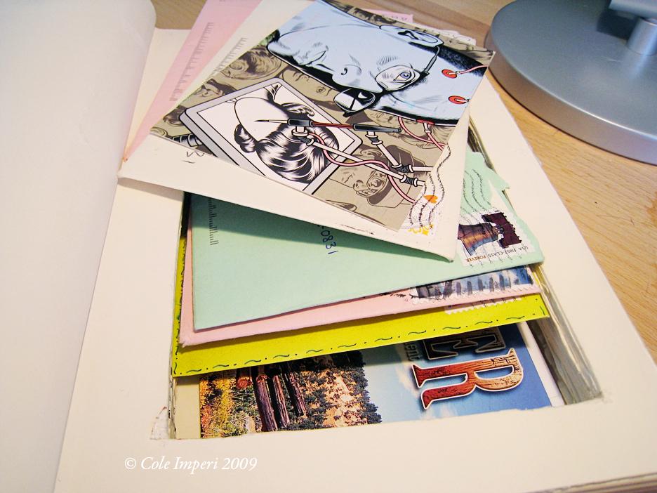 Letter stash