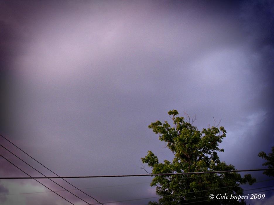 Cloudy October