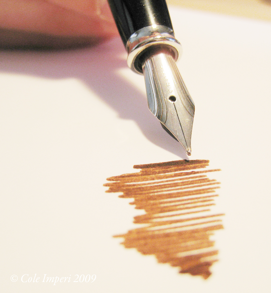Diamine Saddle Brown