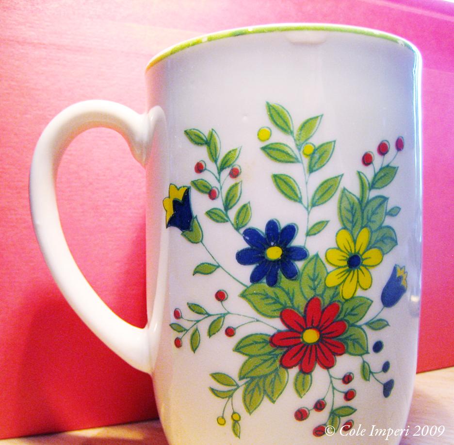 A favorite mug