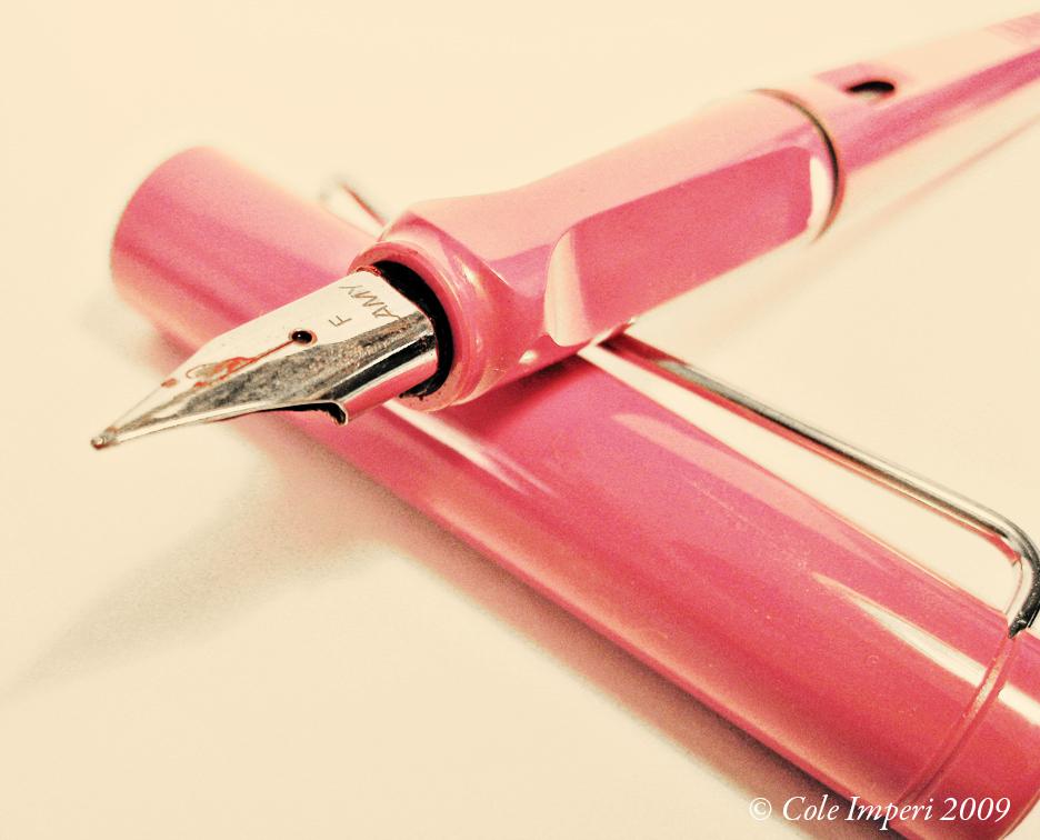 LAMY Pink punk