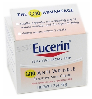 Eucerin Sensitive Skin Night Lotion