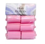 Pink Sponge Rollers