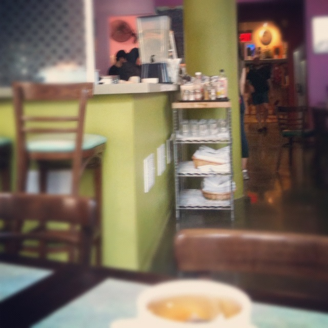 Jivamukti Cafe