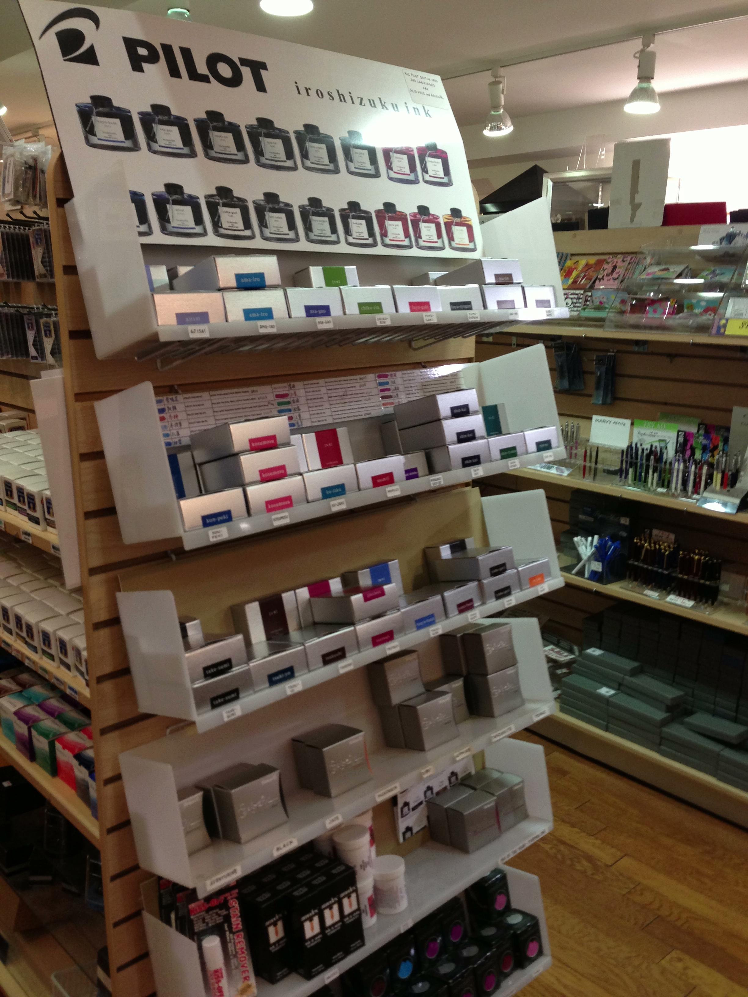Art Brown International Pen Shop
