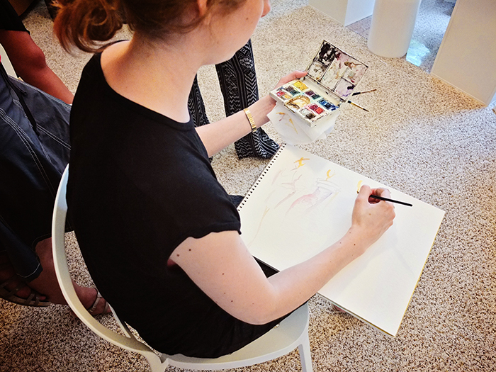 Fashion Illustration Workshop