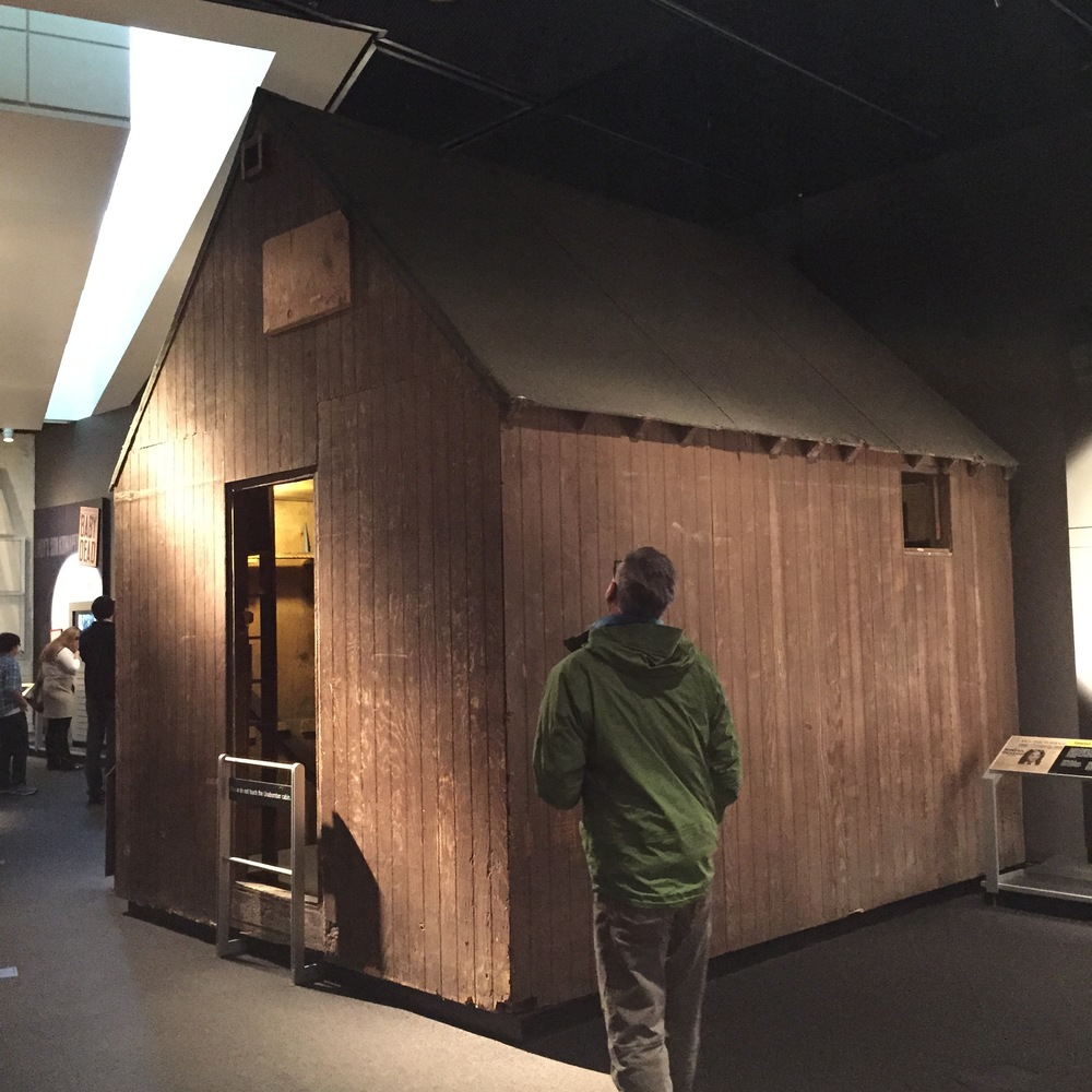 Unabomber's Cabin
