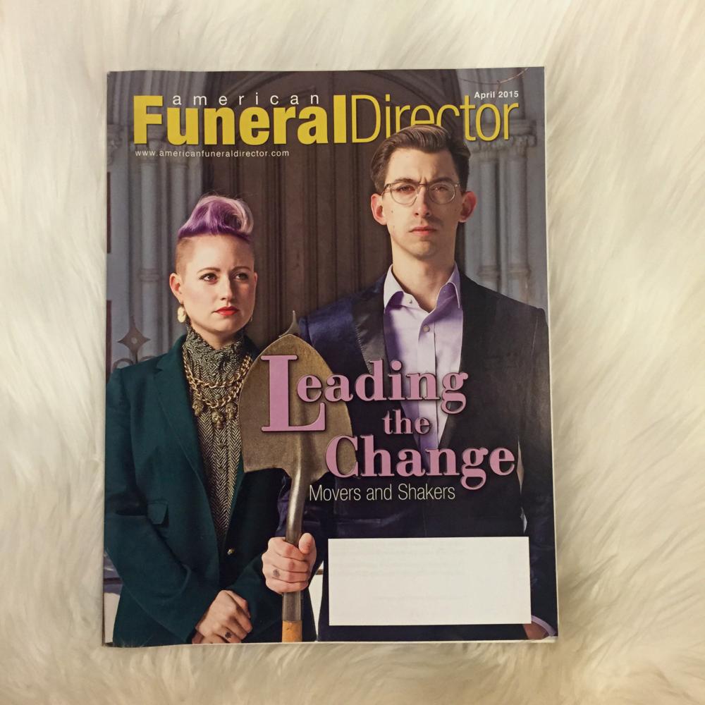 Cole Imperi American Funeral Director Magazine
