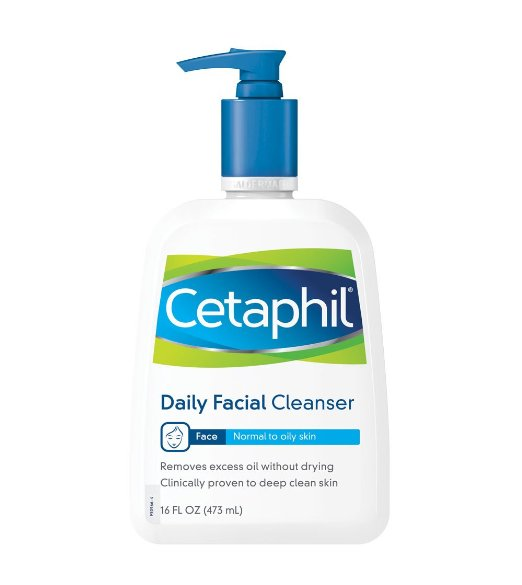 This is my daily cleanser. Here's a link to a 2 pack on Amazon. It's what I order.
