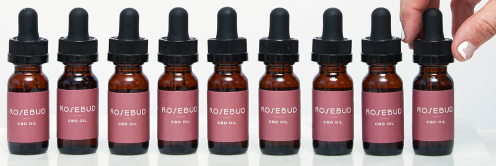 I am really, really happy with my CBD oil from Rosebud. It's woman owned and her sourcing is 100% transparent and tested. CBD oil is not regulated effectively yet, so I'm happy to have a found a company that raises the bar on their own. I am not being paid to say this, and Rosebud has no idea about this post! :)