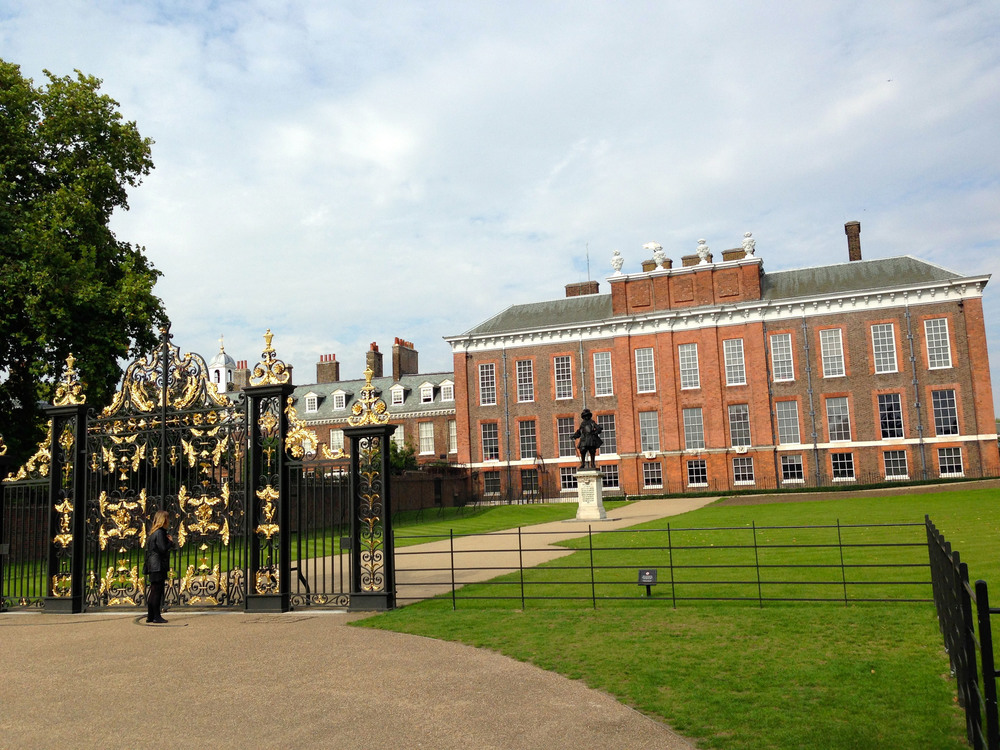 Kensington Palace, Hyde Park
