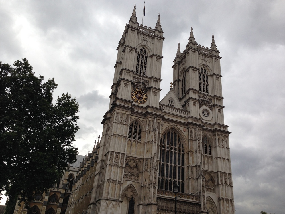 Westminster Abbey, main entrance