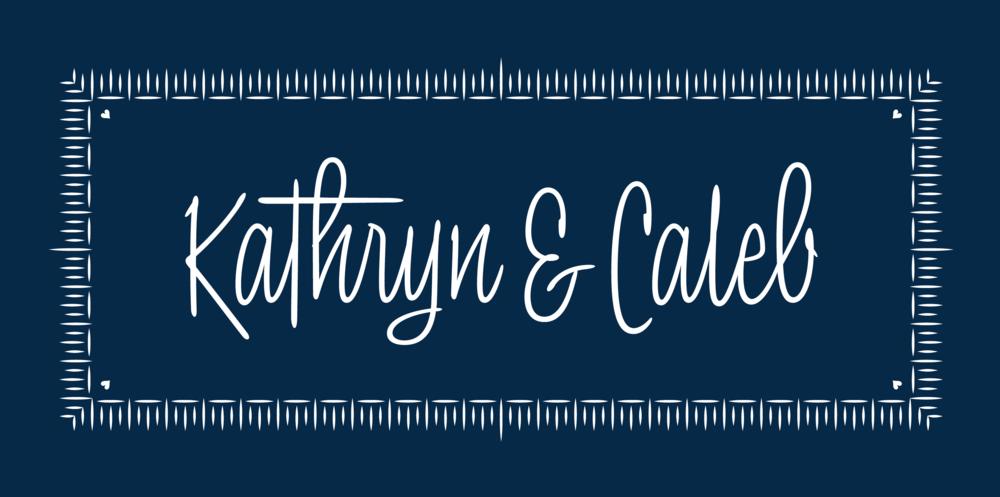 Kathryn & Caleb