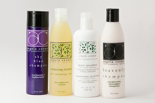 Shampoos →