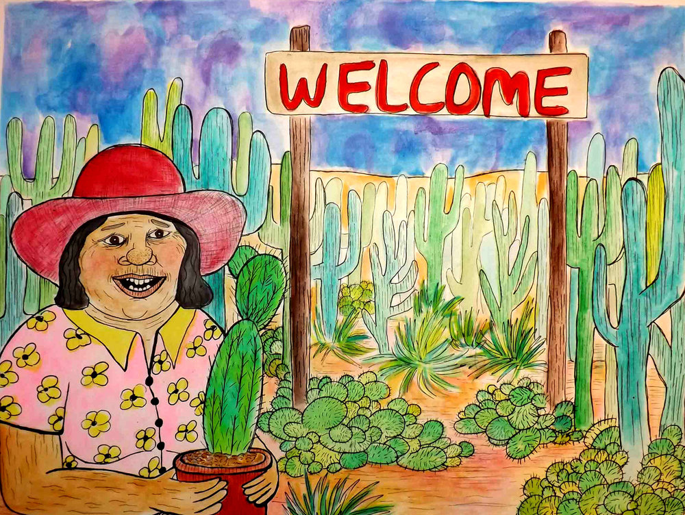 Welcome to Cactus Ranch