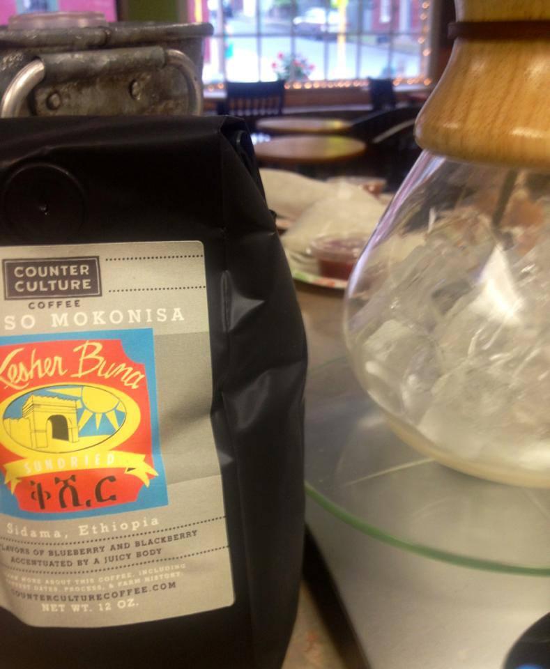 Counter Culture Coffee, Kilenso Mokonisa