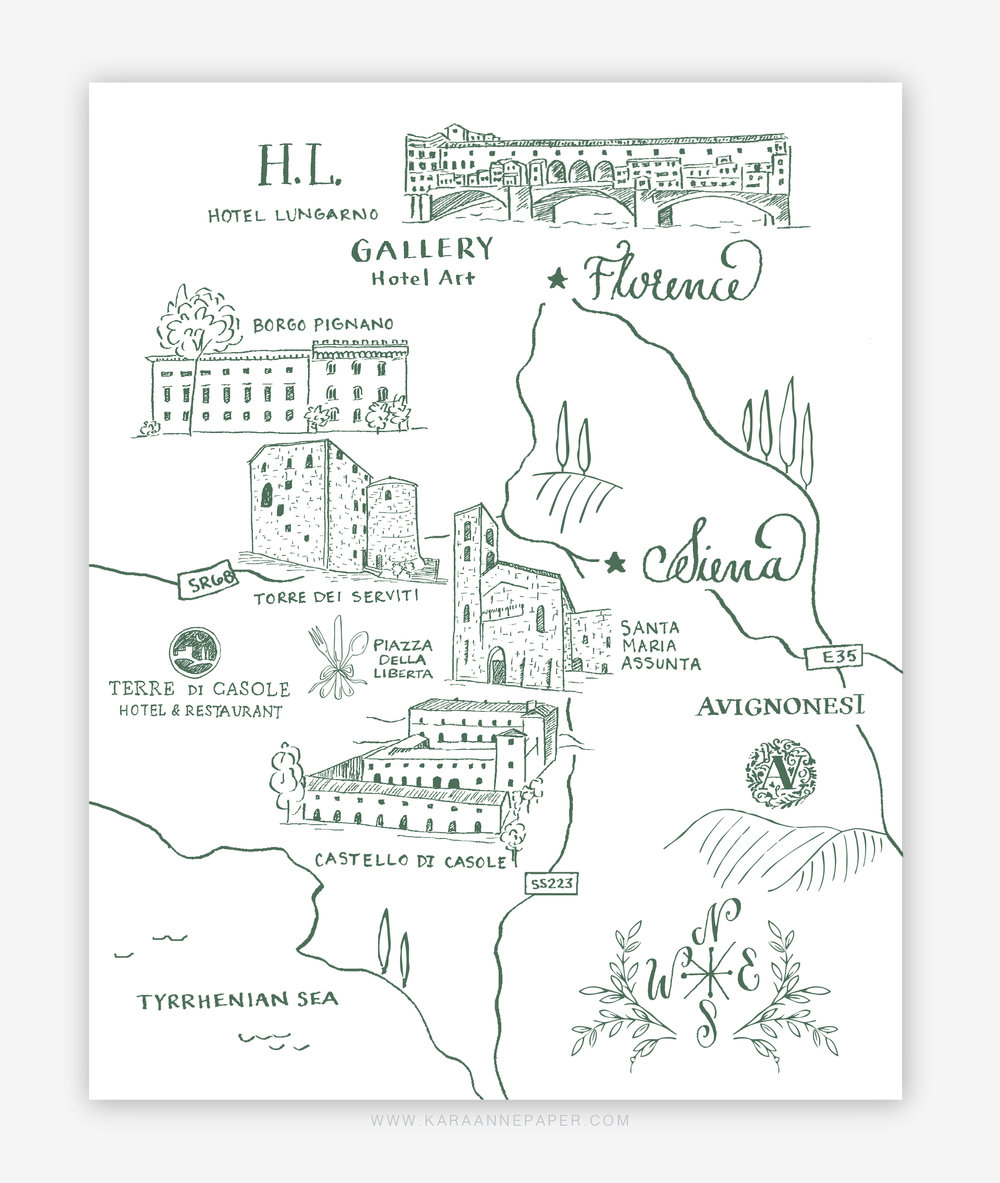Kara Anne Paper Italy Wedding Map.jpg