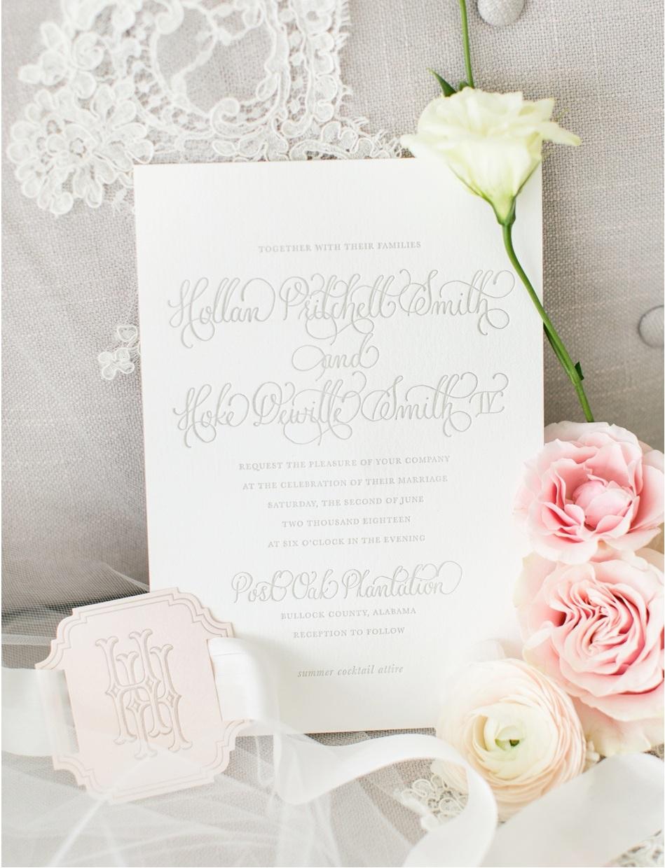 PINK SOUTHERN WEDDING