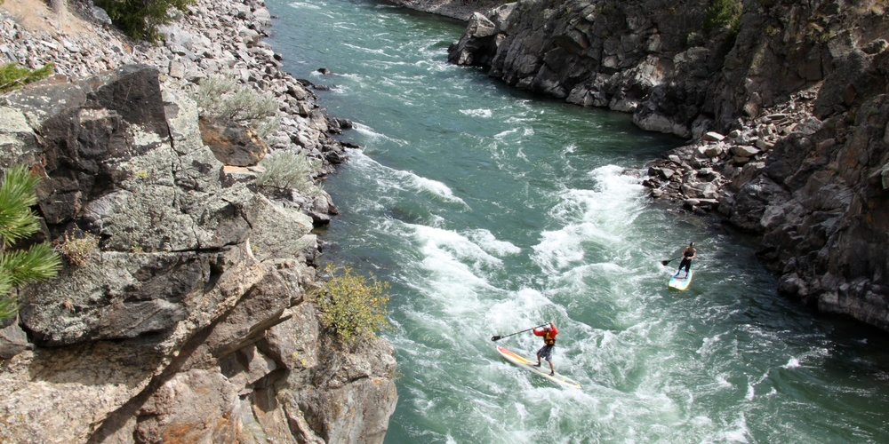 "Yellowstone SUP ""Expedition"""
