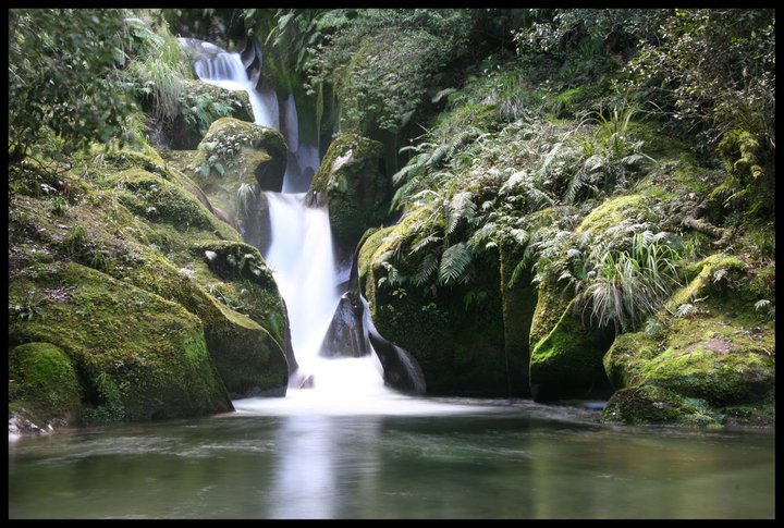 Hidden Sacred Secret Spot, New Zealand, 2010