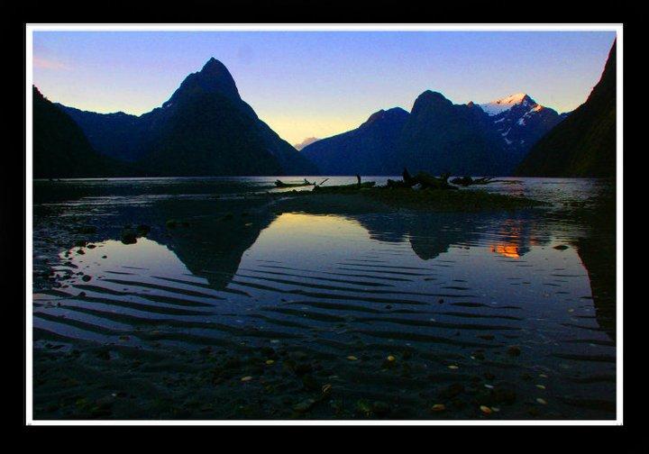 Milford Sound, New Zealand, 2010