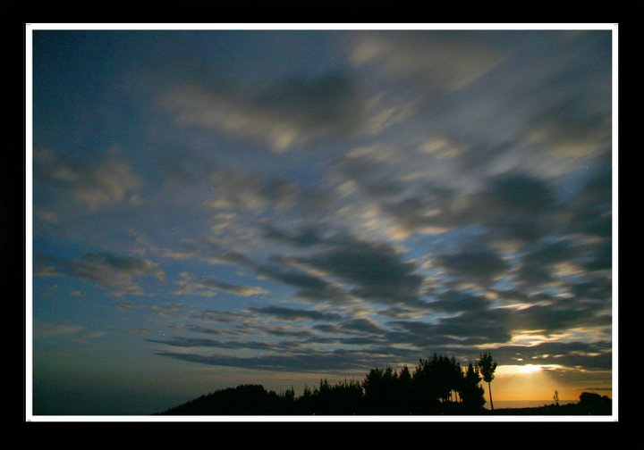 Takaka Sunset, NZ, 2010