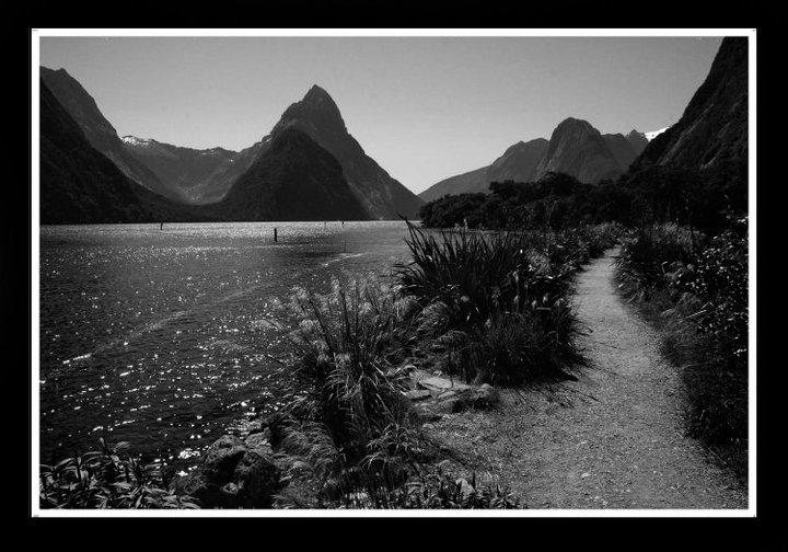 Milford Sound, NZ, 2010