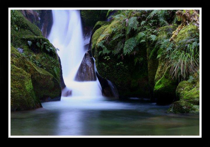Secret Waterfall, NZ, 2010