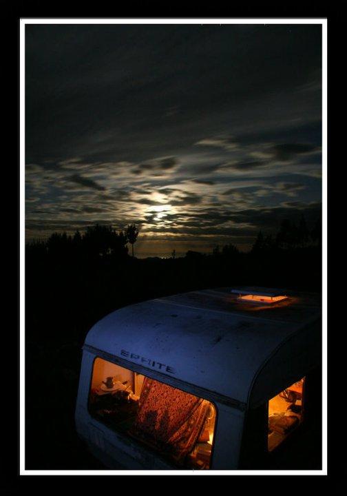 South Island Sunset, NZ, 2010