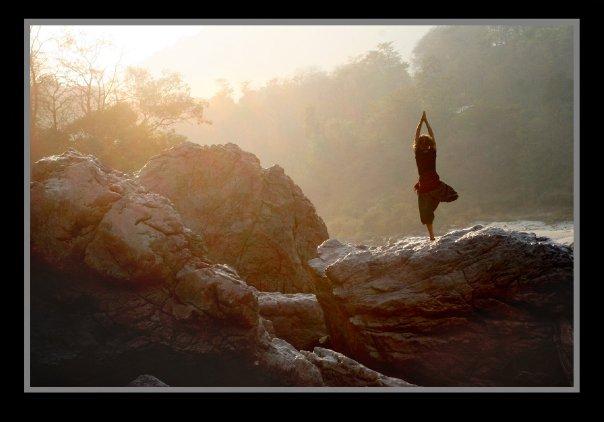 Body Prayer to the Ganges, Rishikesh, India, 2010