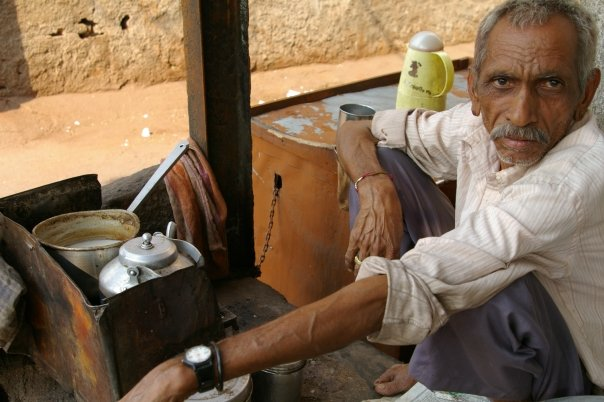 Hyderabad Grandpa