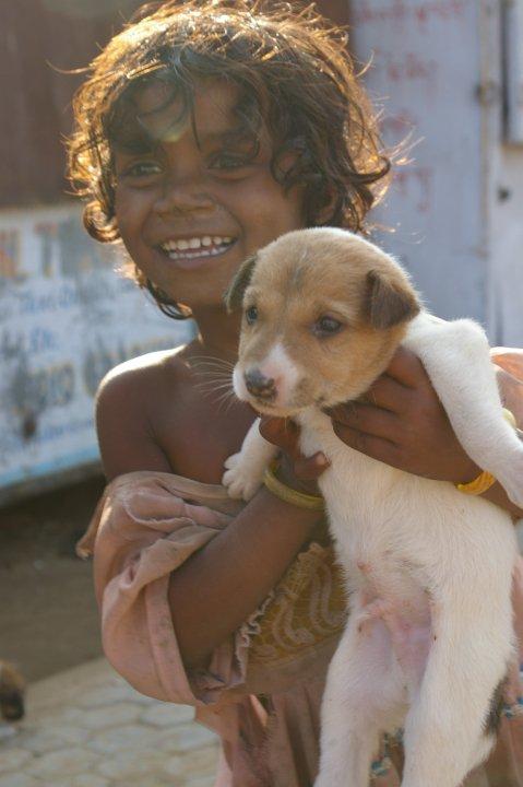 Such sparkle in this girl! - Bodhgaya, Bihar