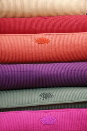 Handmade Cotton Yoga Mats - by Shakti Simblissity