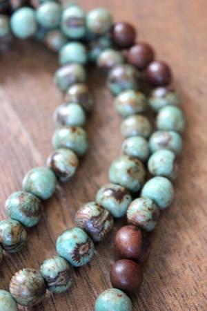 No Mind Malas - prayer beads - by Hansa