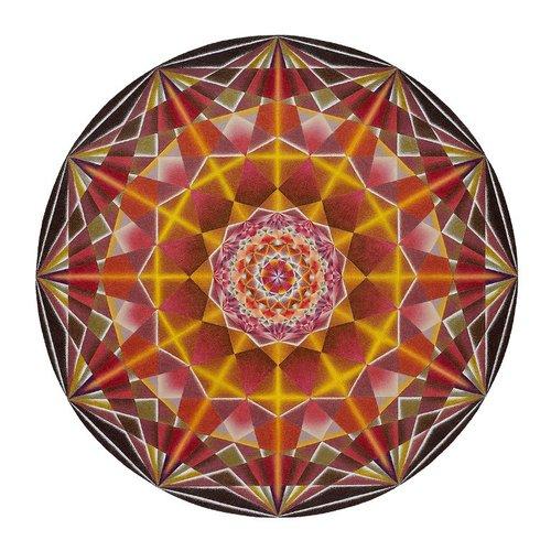 Sacred Geometry Art - by Anastarr Designs