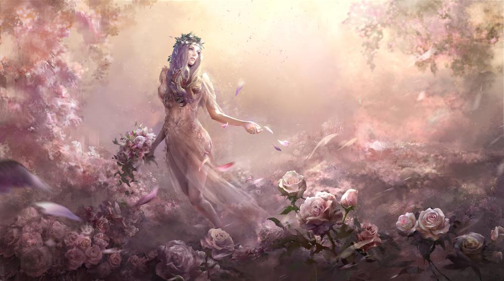 Flora's Oath 芙洛拉的誓言