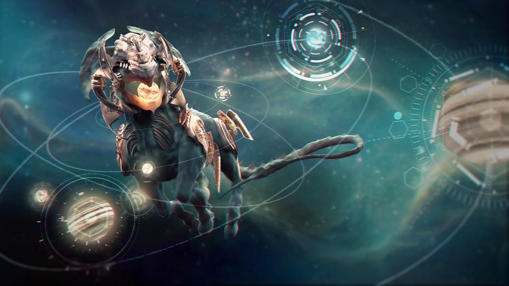 Recreation: The Cyan Titan