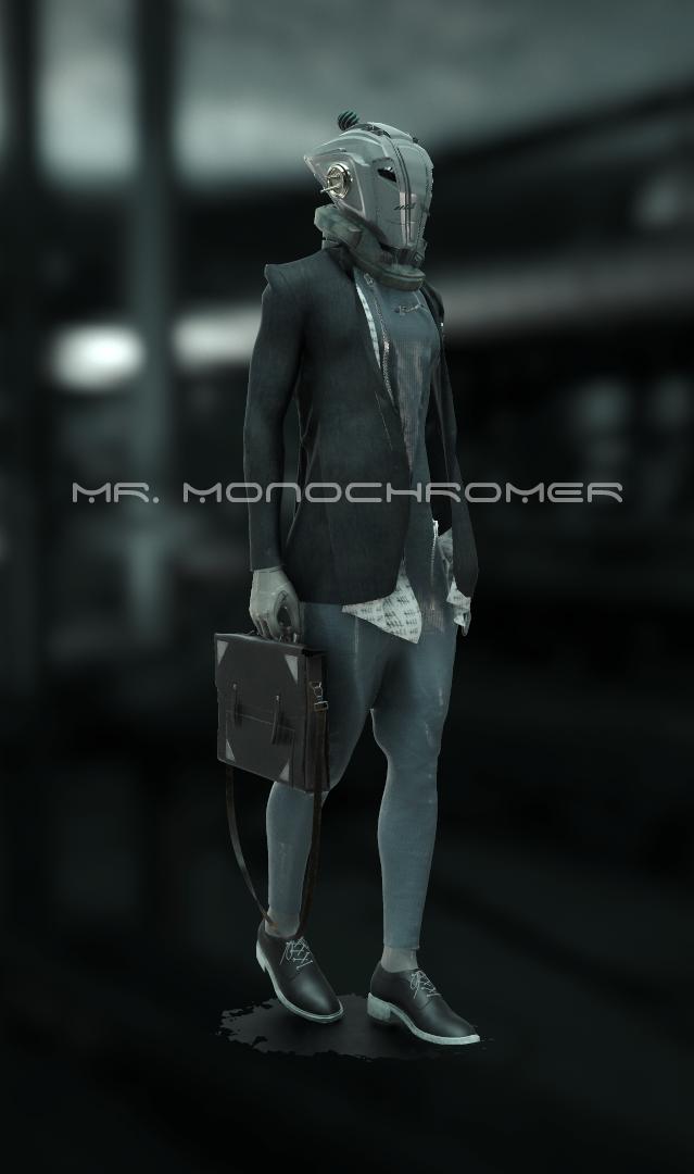Mr.Monochromer
