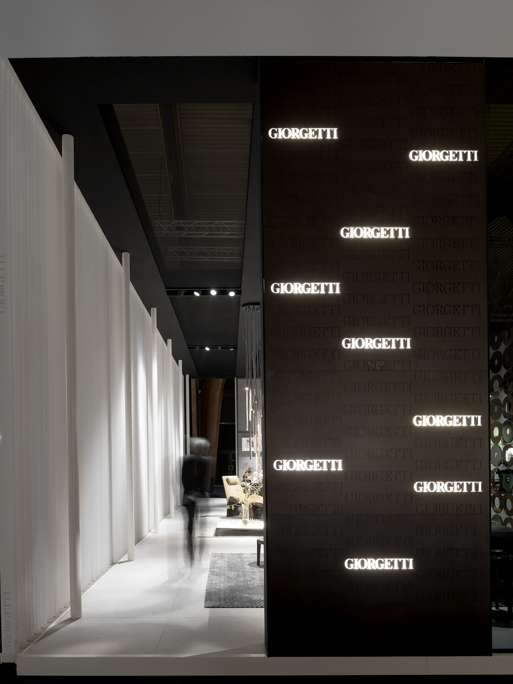 Giorgetti at Interieur Kortrijk