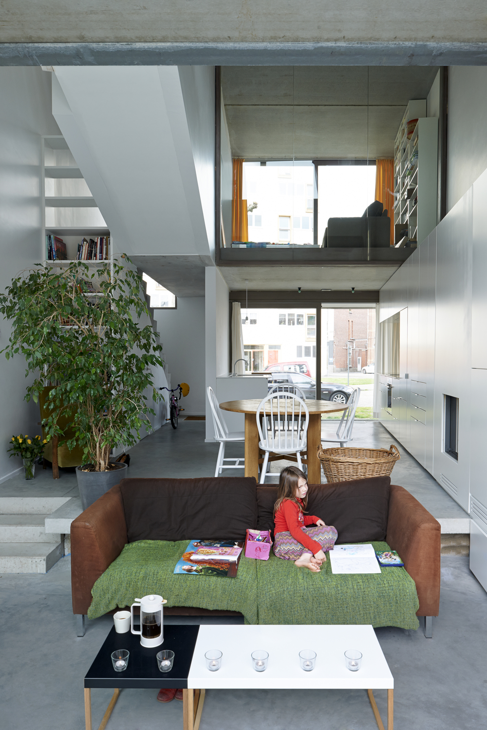 Privat House by GOA