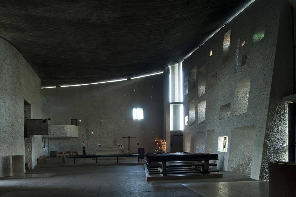 Chapel de Ronchamp