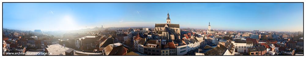 Panoramafoto van Tienen